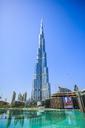 United Arab Emirates, Dubai, Burj Khalifa - ZE15023