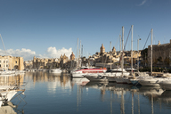 Malta, Valletta, Harbour - FCF01353