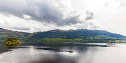 United Kingdom, Scotland, Luss, Loch Lomond and The Trossachs National Park, Loch Lomond - WDF04447