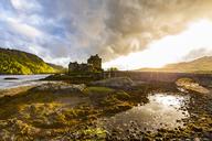 United Kingdom, Scotland, Loch Duich, Eilean Donan Castle - WDF04456