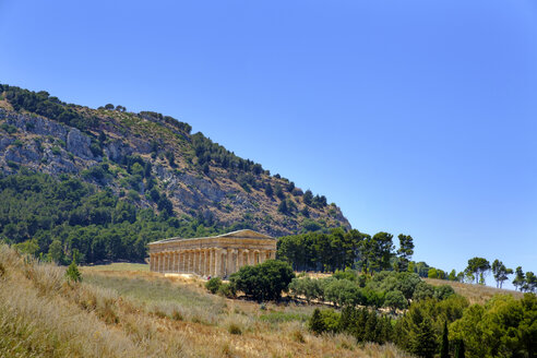 Italy, Province of Trapani, Temple of Segesta - LBF01791