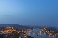 Hungary, Budapest, Buda and Pest, Danube river, Budapesti Torteneti Muzeum - FOF09907
