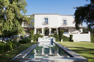 Luxury lap pool and Spanish villa - CAIF00634