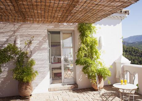 Sunny balcony - CAIF00649