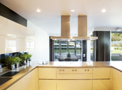 Counters and stove in modern kitchen - CAIF01000