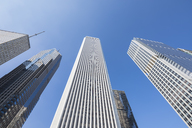 USA, Illinois, Chicago, Aon Center - FOF09961