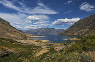 New Zealand, South Island, Crown Range, Lake Wakatipu - MRF01751