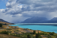 New Zealand, South Island, Lake Pukaiki - MRF01787