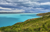 New Zealand, South Island, Lake Pukaiki - MRF01790
