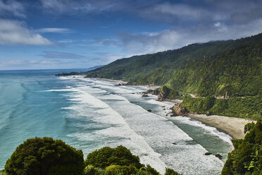 New Zealand, South Island, Westcoast, Punakaiki - MRF01802