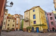 Italy, Sardinia, Bosa - MRF01902
