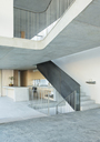 Staircase of modern house - CAIF02742