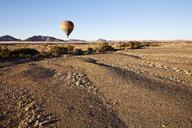Africa, Namibia, Namib-Naukluft National Park, Sossusvlei, Kulala Wilderness Reserve, air balloon - CVF00198
