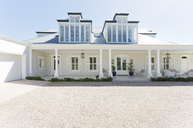 Driveway of luxury house - CAIF03708