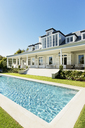 Luxury house, porch and swimming pool - CAIF03711