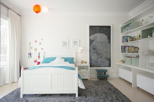 Home showcase child's bedroom - HOXF00186