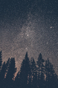 Canada, British Columbia, Chilliwack, starry sky at night, milky way - GUSF00310