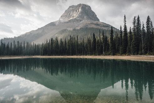 Canada, British Columbia, Yoho Lake, Yoho National Park, Wapta Mountain, Rocky Mountains - GUSF00334