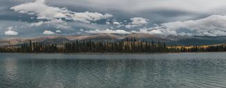 Canada, British Columbia, Boya Lake, Boya Lake Provincial Park - GUSF00376