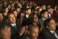 Clapping theater audience - CAIF08115