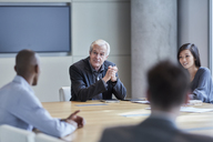 Business people meeting in conference room - CAIF12641