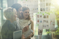 Business people working together in office - CAIF14858