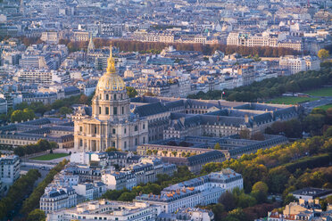 France, Paris, Les Invalides and army museums - TAMF00954