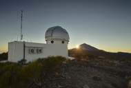 Spain, Canary Islands, Tenerife, Teide observatory - STCF00404