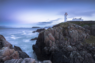 Ireland, Donegal, Fanad Head lighthouse - STCF00413