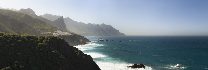 Spain, Canary Islands, Tenerife, Taganana at the coast - STCF00446