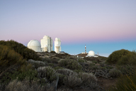 Spain, Canary Islands, Tenerife, Teide observatory - STCF00455