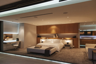 Bedroom in modern house - CAIF19053