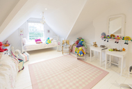 Luxury home showcase interior playroom, child's bedroom - CAIF20138