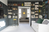 Luxury home showcase library - CAIF20207