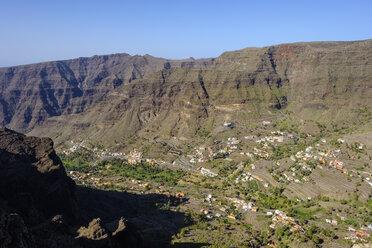 Spain, Canary Islands, La Gomera, Valle Gran Rey - SIEF07754
