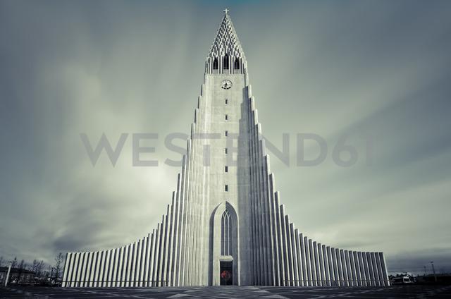 Iceland, Reykjavik, Hallgrimskirkja - STC00509