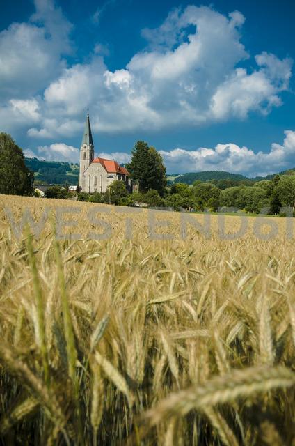 Austria, St. Oswald, St. Oswald's Church - STCF00554