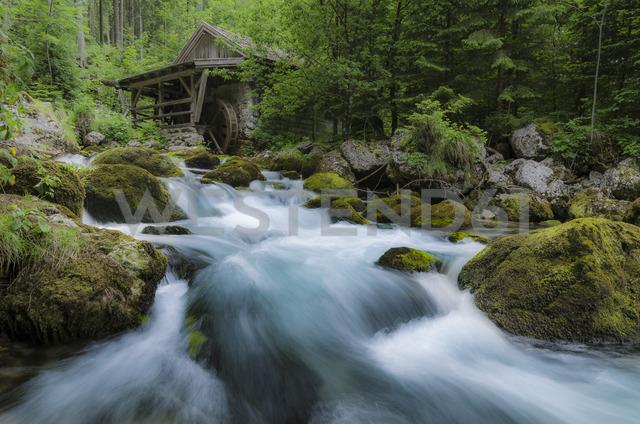Austria, Golling, water mill - STCF00563