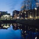Folkets Park in Malmo at evening - FOLF01718