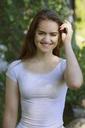 Portrait of teenage girl - FOLF02115