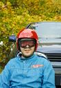 Man in safety helmet - FOLF02661