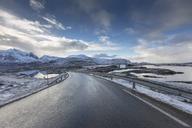 Snowy rural road - FOLF04717