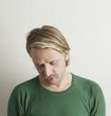 Portrait of man with moustache - FOLF05071