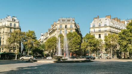 France, Paris, Place de Mexico - TAMF01005