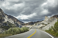 Sierra Nevada, Winding road between mountains - FOLF05780