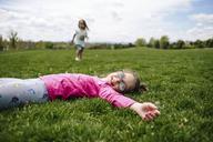 Girls enjoying on field - CAVF31843