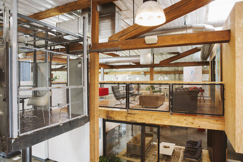 Interior of creative office - CAVF32213