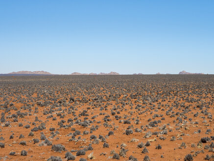Africa, Namibia, Namib desert, desert landscape - RJF00746