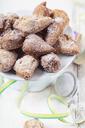 Mutzenmandeln, traditional Rhenish carnival cookies - SBDF03498