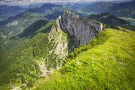 Austria, Salzburg State, Salzkammergut, View from Schafberg - AIF00466